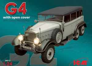ICM 24012 Samochód Mercedes-Benz W31 Typ G4 model 1-24