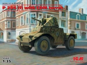 ICM 35377 Samochód pancerny P 204(f) z CDM turret