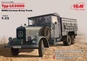 ICM 35405 Typ LG3000 WWII German Army Truck