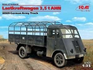 ICM 35416 Lastkraftwagen 3,5t AHN Army Truck Renault