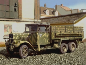 ICM 35466 Ciężarówka Henschel 33 D1 model 1-35