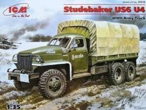 ICM 35514 Ciężarówka Studebaker US-6 skala 1-35