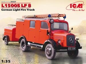 ICM 35527 Wóz strażacki L1500S LF8 model 1-35