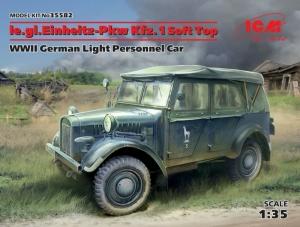 ICM 35582 Samochód terenowy le.gl.Einheitz-Pkw Kfz.2