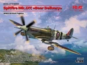 ICM 48060 Spitfire Mk.IXC Beer Delivery
