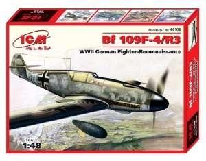 ICM 48106 Bf 109F-4/R3