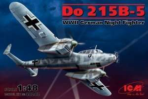 ICM 48242 Do 215B-5 WWII German Night Fighter
