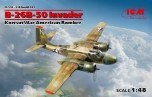 ICM 48281 Bombowiec Douglas B-26B-50 Invader