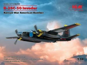 ICM 48284 Samolot B-26C-50 Invader model 1-48
