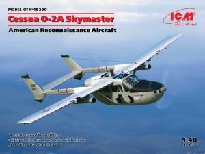 ICM 48290 Samolot Cessna O-2A Skymaster