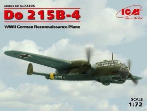 ICM 72305 Samolot Dornier Do 215B-4