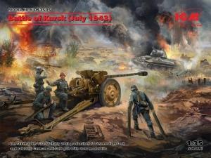 ICM DS3505 Zestaw Bitwa o Kursk lipiec 1943