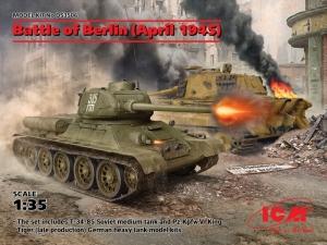 ICM DS3506 Zestaw Bitwa o Berlin kwiecień 1945