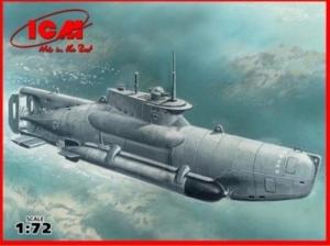 ICM S.007 Niemiecki okręt podwodny U-Boat Typ XXVIIB Seehund