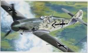 Italeri 0053 Messerschmitt BF-109 F-2/4