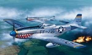 Italeri 0086 F-51D Mustang