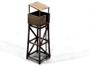 Italeri 0418 Punk obserwacyjny wieża w skali 1-35