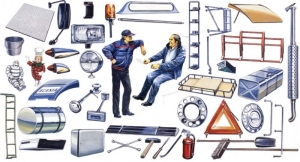 Italeri 0764 Akcesoria do ciężarówek skala 1-24
