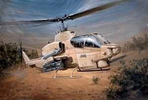 Italeri 0833 Helikopter Bell AH-1W Supercobra