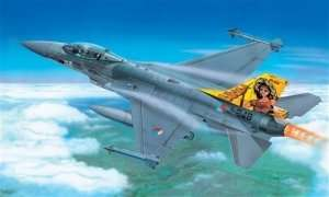 Italeri 1271 myśliwiec F-16A/B Fighting Falcon