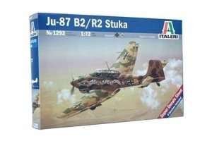 Italeri 1292 Junkers Ju 87 B-2/R-2 Stuka
