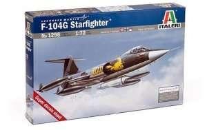 Italeri 1296 Samolot F-104G Starfighter