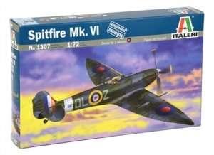 Italeri 1307 Spitfire Mk. VI