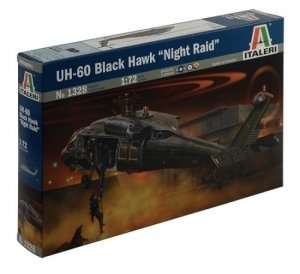 Italeri 1328 UH-60/MH-60 Black Hawk Night Raid