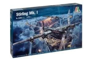 Italeri 1335 Stirling Mk. I