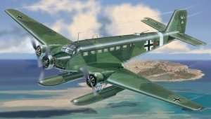 Italeri 1339 Junkers Ju52 /3m See