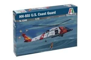 Italeri 1346 Helikopter HH-60J U.S. Coast Guard