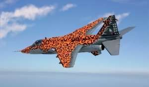 Italeri 1357 Jaguar GR.3 Big Cat