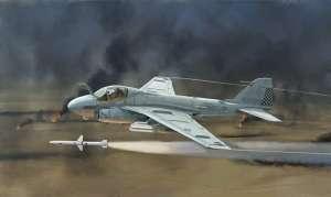 Italeri 1392 Samolot A-6E Tram Intruder - Gulf War