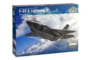 Italeri 1409 F-35 A Lightning II