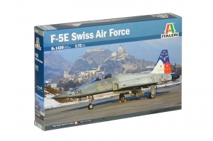 Italeri 1420 Samolot F-5E Swiss Air Force