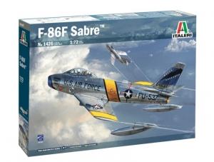 Italeri 1426 Samolot F-86F Sabre skala 1-72