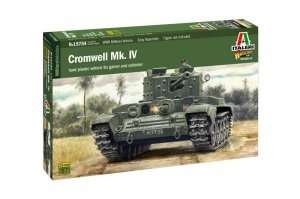 Italeri 15754 Cromwell Mk.IV