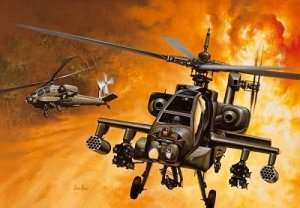 Italeri 159 AH-64A Apache