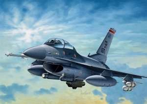 Italeri 188 F-16C/D Night Falcon skala 1-72