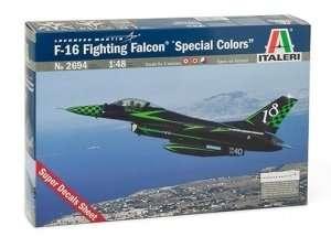 Italeri 2694 F-16 Fighting Falcon Special Colors