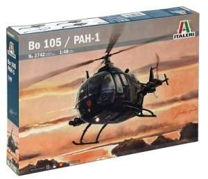 Italeri 2742 Bo 105 / PAH-1
