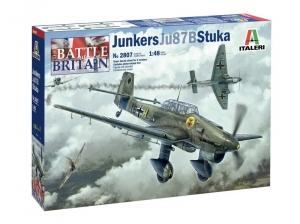 Italeri 2807 Samolot Junkers Ju87 Stuka