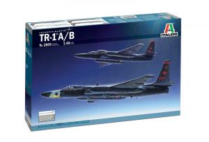 Italeri 2809 Samolot Lockheed Martin TR-1A/B