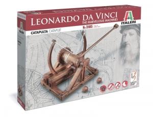Italeri 3105 Leonardo da Vinci - Katapulta