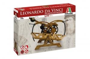 Italeri 3113 Leonardo da Vinci - Rolling Ball Timer