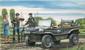 Italeri 313 Kfz. II VW Typ 166  Schwimmwagen