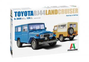 Italeri 3630 Samochód Toyota BJ44 Land Cruiser