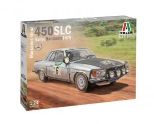 Italeri 3632 Samochód Mercedes-Benz 450SLC 1979