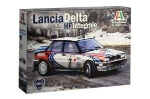 Italeri 3658 Lancia Delta HF Integrale