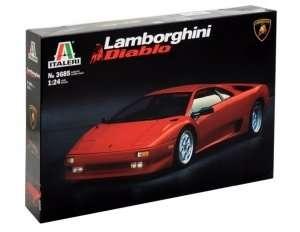 Italeri 3685 Samochód Lamborghini Diablo